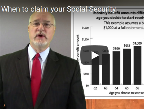 Knowing when to claim you Social Security benefits can be challenging.  Learn what you need to know.