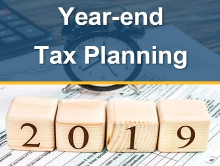 Year End Tax Planning - 2019