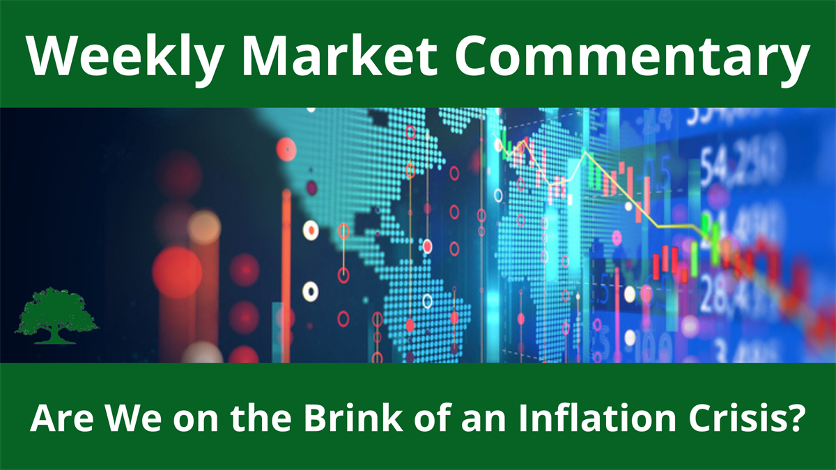 Are We on the Brink of an Inflation Crisis?