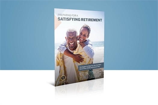 Preparing for a Satisfying Retirement E-book