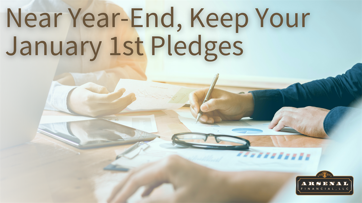 At Mid-Year, Keep Your January 1st Pledges