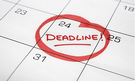 Reminder: IRA Contribution Deadlines