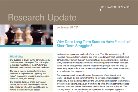 <p>Research Update</p>