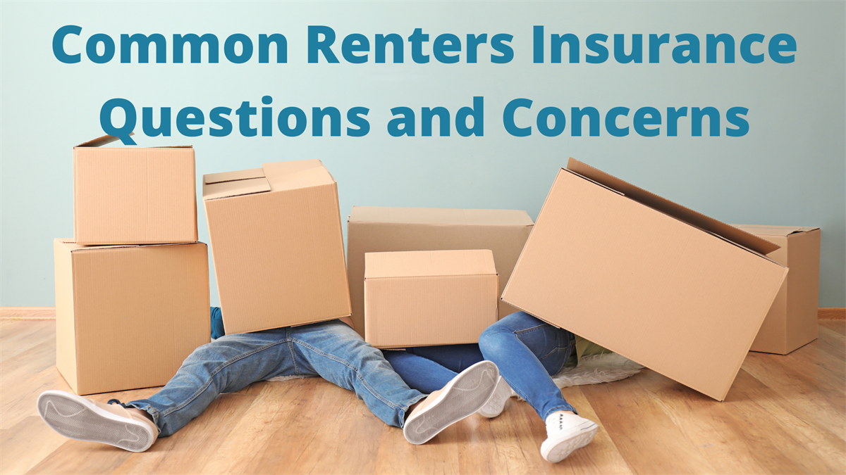 Common Renters Insurance Questions and Concerns