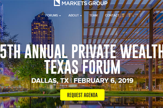 Debra joins expert panel at Markets Group 5th Annual Private Wealth Texas Forum