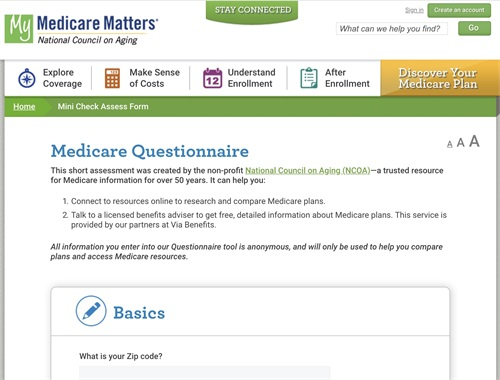 Want to explore what Medicare option is best for you?