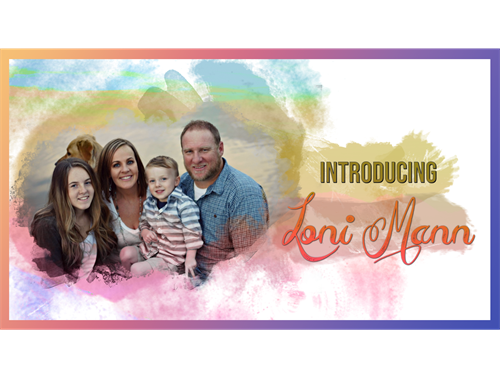 Introducing: Loni Mann