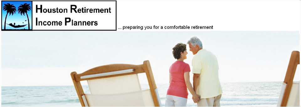 Houston Retirement Income Planners  Home