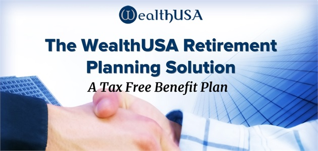 WealthUSA Retirement Planning Solution