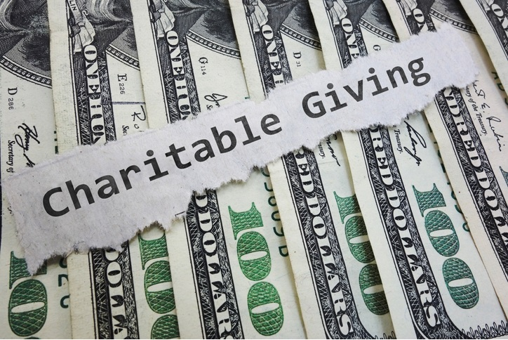 Taxtember: Charitable Giving