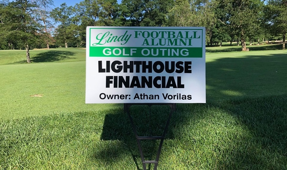 Lighthouse at Lindenhurst Football Golf Outing