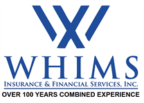 Whims Insurance and Financial Services, Inc. Home