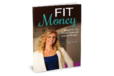 Fit Money book by Julia Carlson
