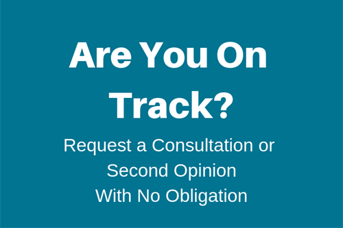 <b>Are You On Track?</b>