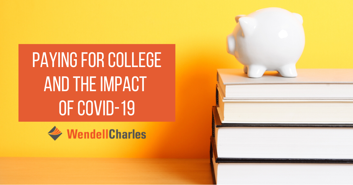 Paying for College and the Impact of COVID-19