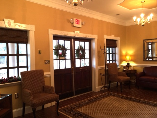 Palmetto Investment Consultants - Our Lobby