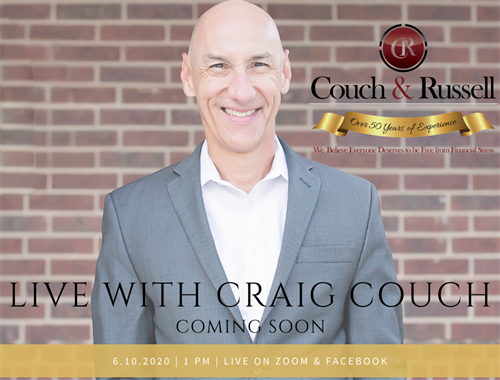 Live with Craig Couch