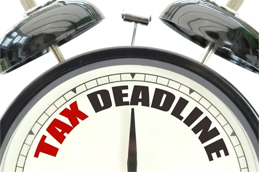 Important Tax Extensions and Deadlines