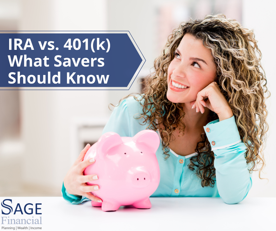 IRA vs 401k: What Savers Should Know