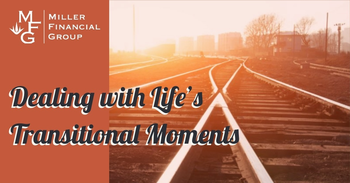 Dealing with Life's Transitional Moments