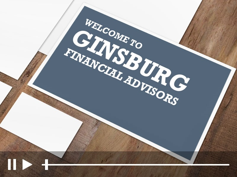 Welcome to Ginsburg Financial Advisors