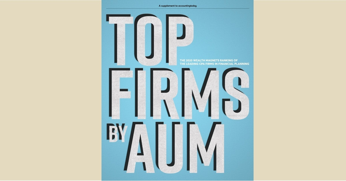 Level Four Advisory Services Ranked #12 in Accounting Today's Top Firms by Assets Under Management