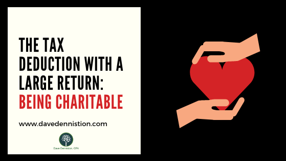 The Tax Deduction with a Large Return: Being Charitable