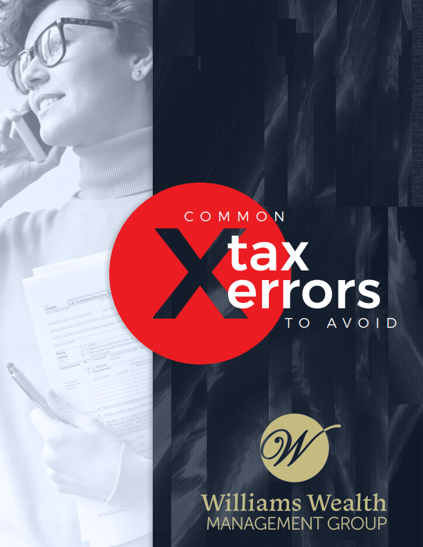 Common Tax Errors to Avoid Whitepaper