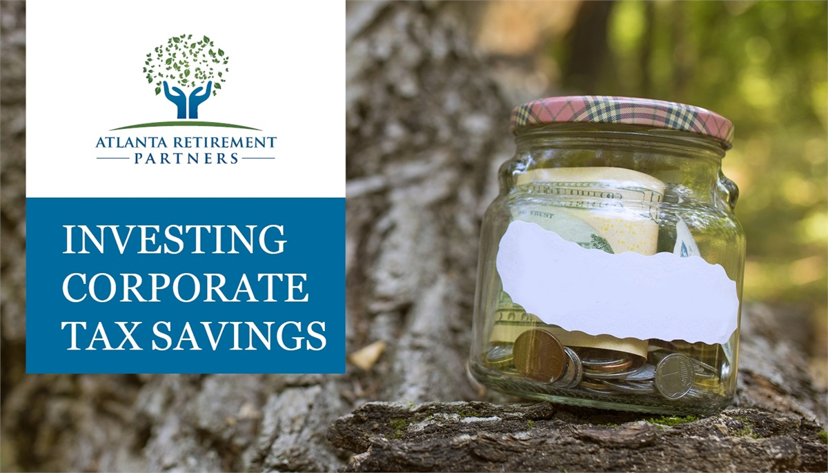Investing Corporate Tax Savings