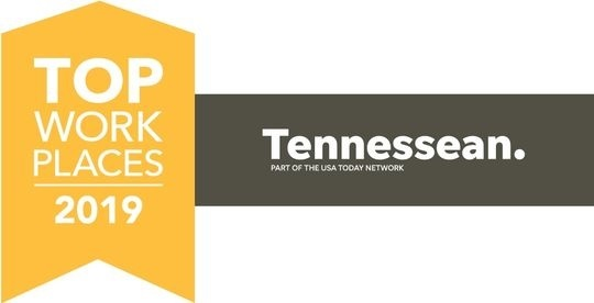 Peachtree Planning Recognized as a 2019 Top Workplaces by the Tennessean