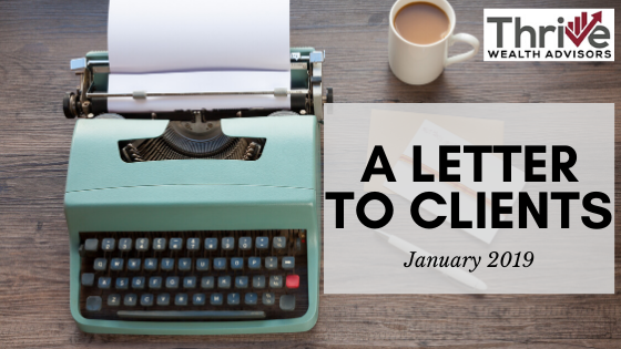 A Letter to Clients: January 2020