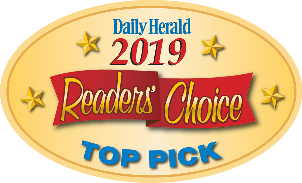 Daily Herald Reader's Choice Top Pick