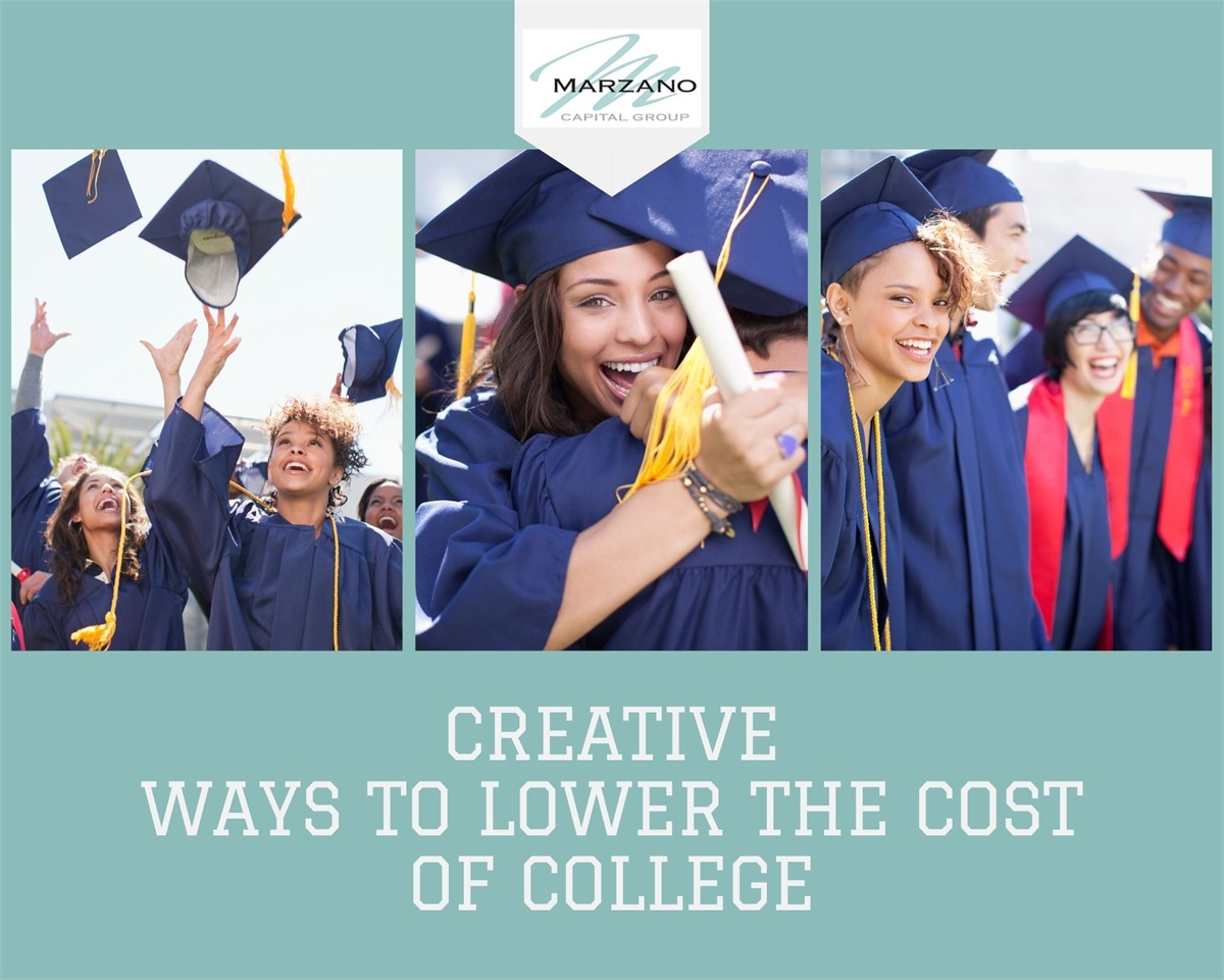 Creative Ways to Lower the Cost of College