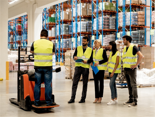 Fork Lift Safety Training