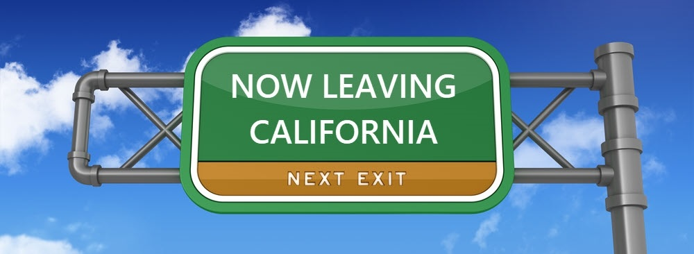 Are People Leaving California?