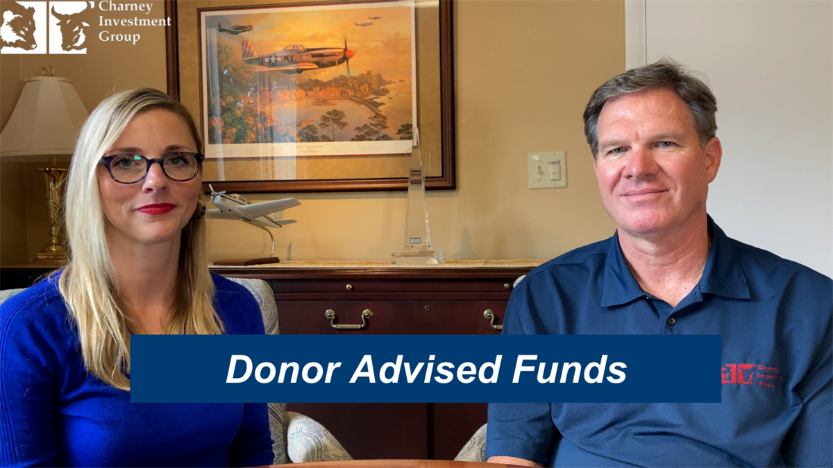 Why Start a Donor Advised Fund?