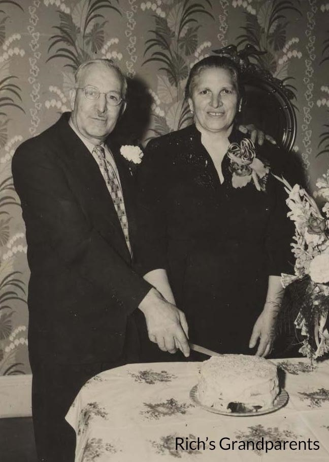 Rich's Grandparents