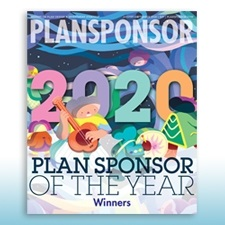 Independence Financial 401(k) client wins the national 401(k) Plan Sponsor of the Year award!