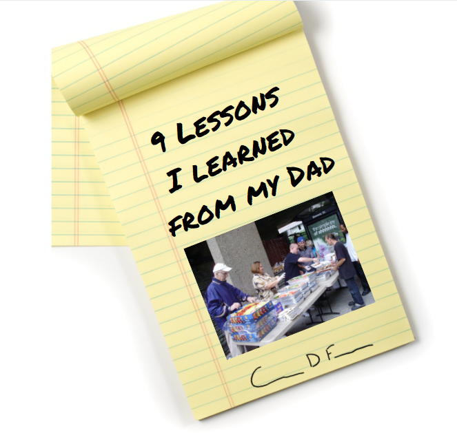 9 Lessons I learned from my Dad