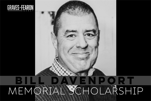 Bill Davenport Memorial Scholarship