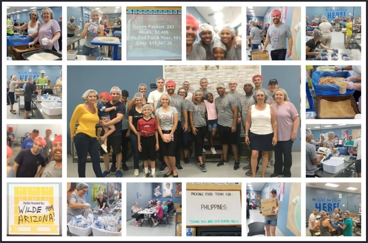 Feed My Starving Children Event Recap