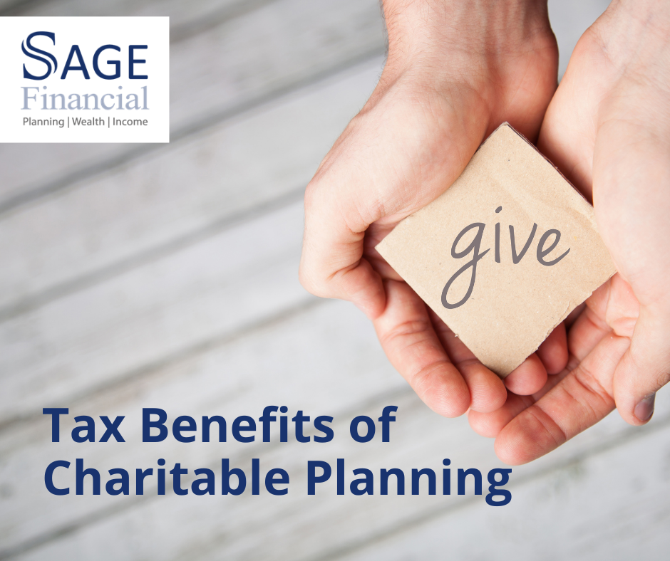 Tax Benefits of Charitable Planning