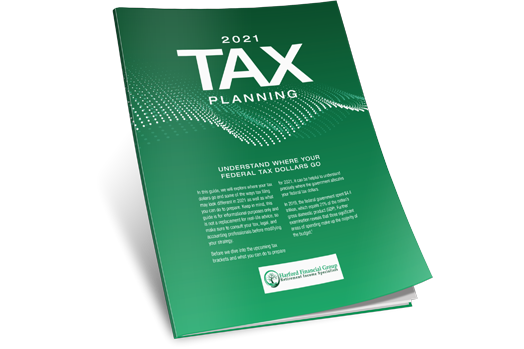 2021 Tax Planning Whitepaper | Understanding Where Your Federal Tax Dollars Go
