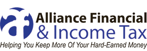 Alliance Financial & Income Tax Home