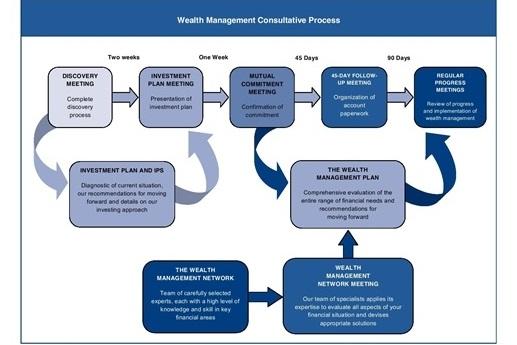 Our Wealth Management Consultative Process