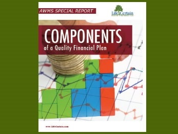 Components of a Quality Financial Plan