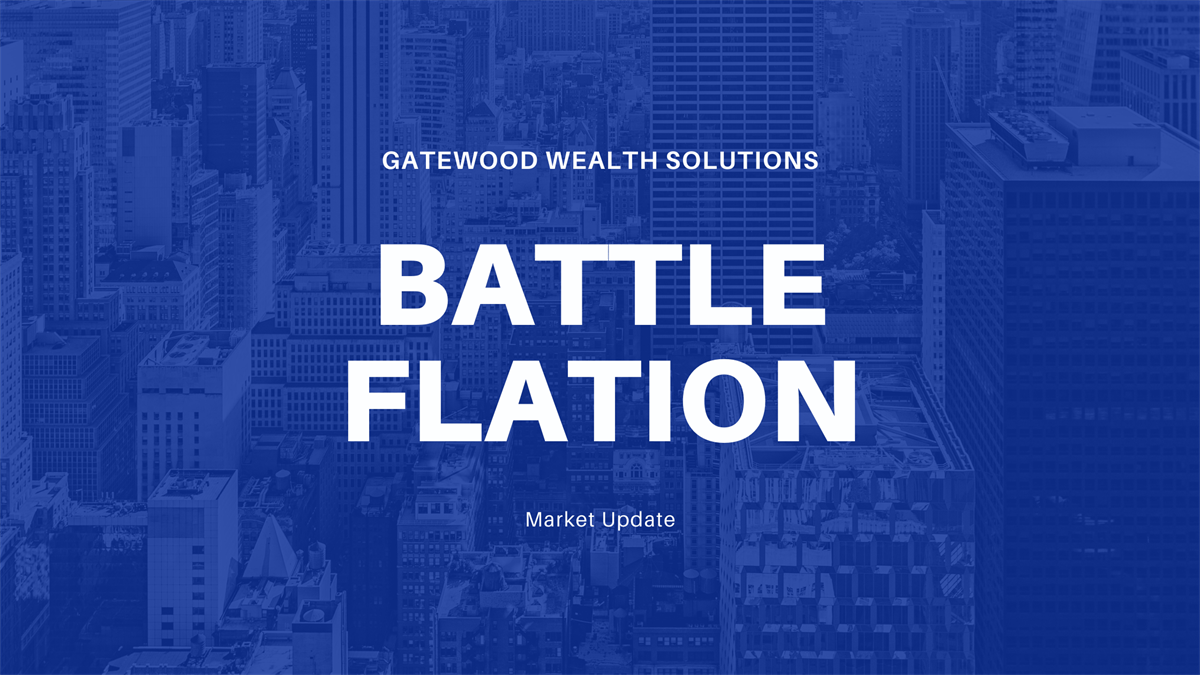 Market Update September 2: Battle Flation