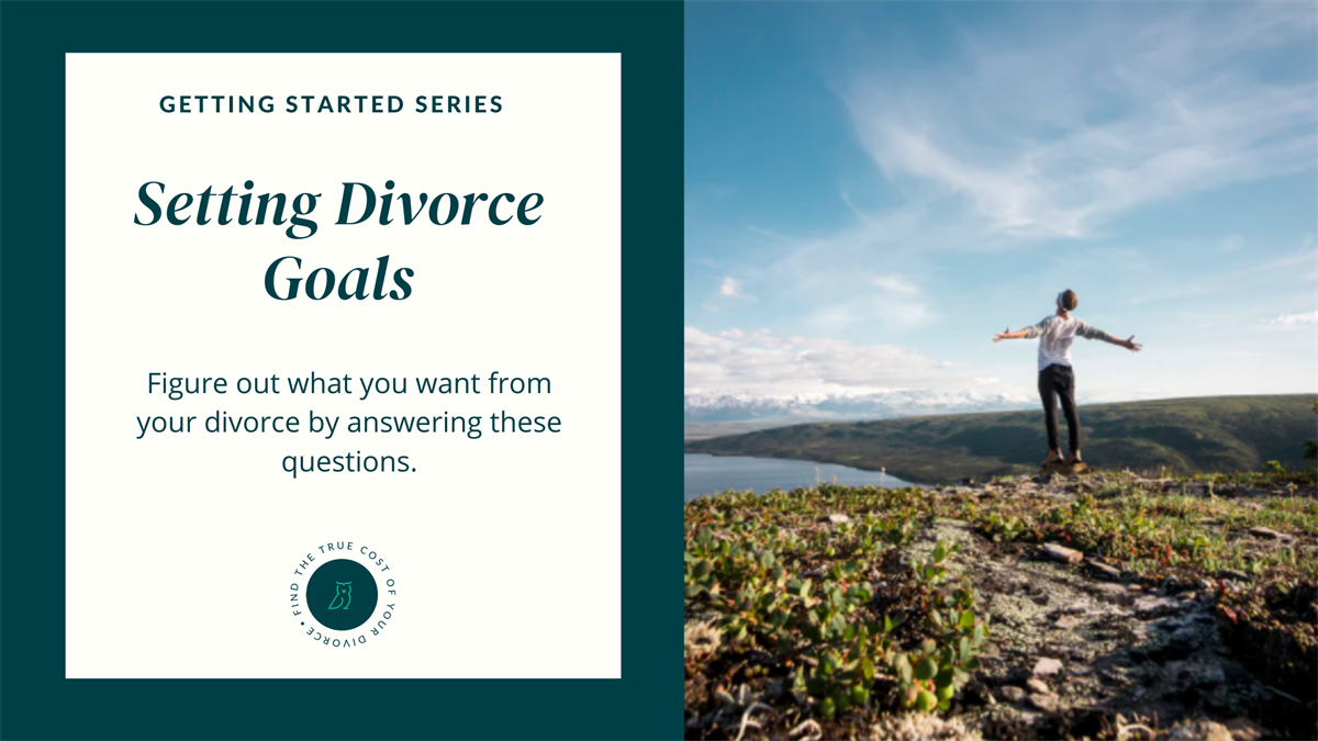 Getting Started: Set Your Divorce Up For Success With These Questions