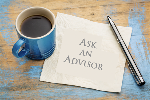Just Launched:  Ask an Advisor!