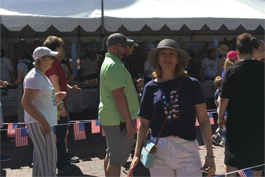 <em><strong>Pancakes on the Plaza - July 4th, 2019</strong></em>